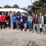 A recent winery tour with Luke & his friends through the Barossa Valley